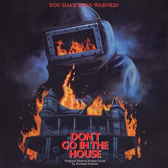 Richard Einhorn - Don't Go in the House (Original Motion Picture Score)