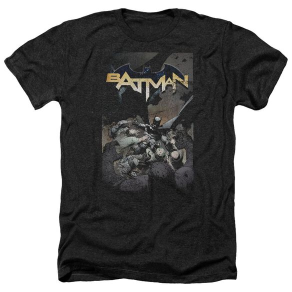 Batman Batman One Adult Heather