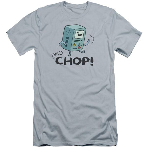 Adventure Time Bmo Chop Hbo Short Sleeve Adult Light T-Shirt