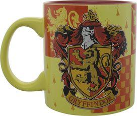 Harry Potter Gryffindor Crest Jumbo Mug