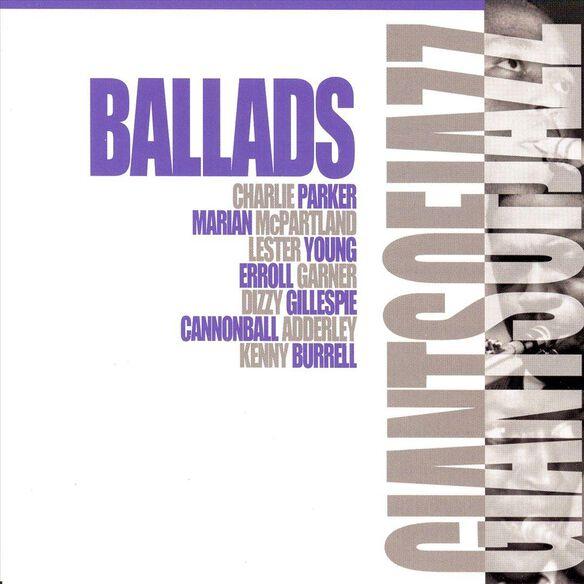 Giants Of Jazz Ballads803
