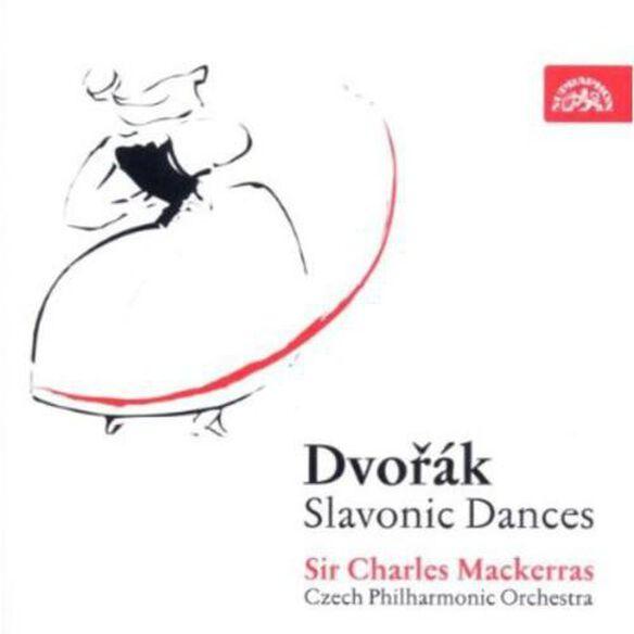 Charles Mackerras - Slavonic Dances Ops 46&72