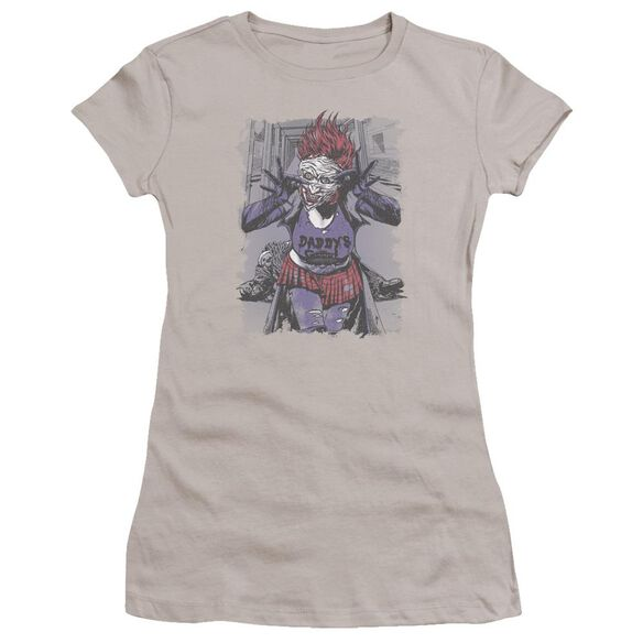 Jla Jokers Daughter Premium Bella Junior Sheer Jersey