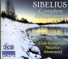 J. Sibelius - Symphonies 1-7