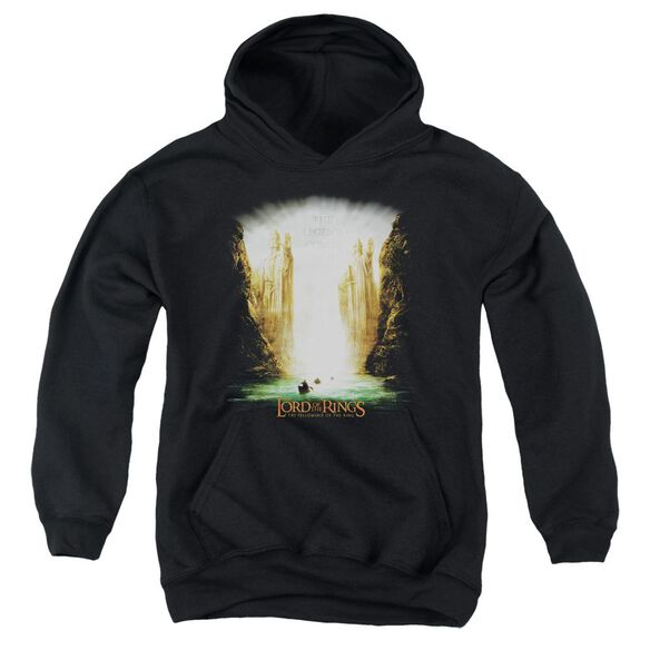 Lor Kings Of Old Youth Pull Over Hoodie
