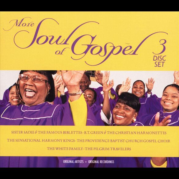 Soul Of Gospel Anth. V2