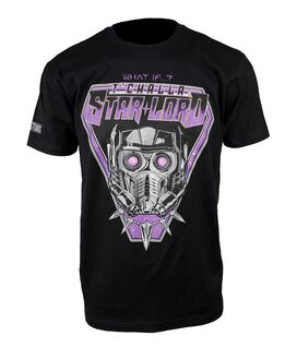 Marvel What If... Starlord T'Challa T-Shirt