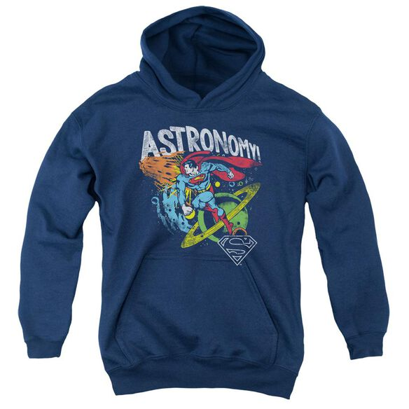 Dc Astronomy Youth Pull Over Hoodie