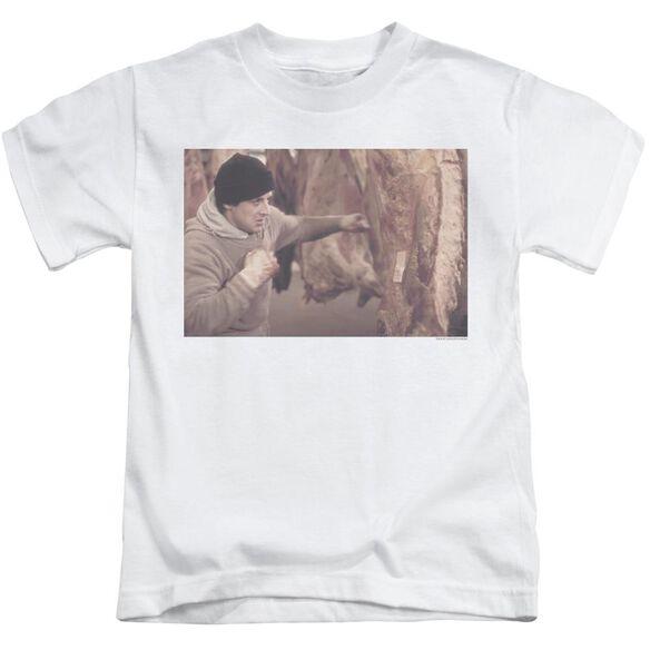 Rocky Meat Locker Short Sleeve Juvenile T-Shirt