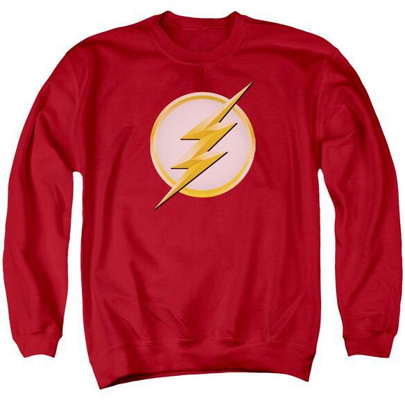 Flash New Logo Adult Crewneck Sweatshirt