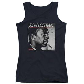 John Coltrane Smoke Break Juniors Tank Top