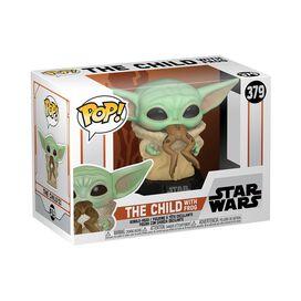 Funko Pop! Star Wars: Mandalorian - The Child w/ Frog