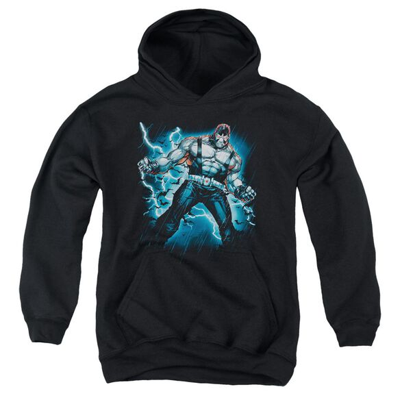 Batman Stormy Bane Youth Pull Over Hoodie