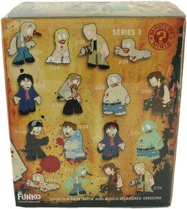 Walking Dead Mystery Minis Series One Blind Box Vinyl Figurine