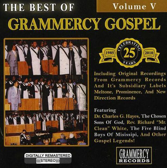 Best Of Grammercy Gospel 5 / Various