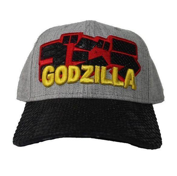 3ad275874 Godzilla Kanji Snapback Hat | FYE