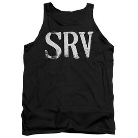 Stevie Ray Vaughan Srv Adult Tank