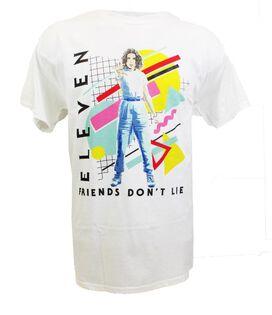 "Stranger Things Eleven ""Friends Don't Lie"" T-Shirt"