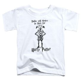 Harry Potter Always Be There Short Sleeve Toddler Tee White T-Shirt