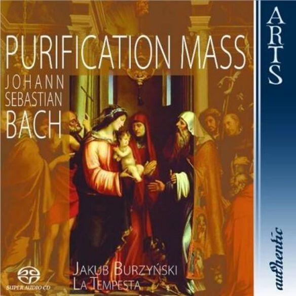 Jakub Burzynski - Purification Mass