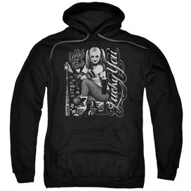 Suicide Squad Lucky Adult Pull Over Hoodie