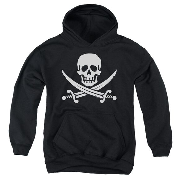 Jolly Roger Youth Pull Over Hoodie