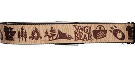 Yogi Bear Picnic Basket Campsite Seatbelt Belt