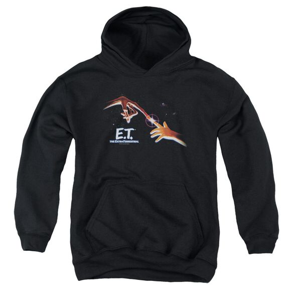 Et Poster Youth Pull Over Hoodie