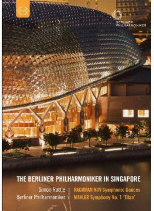 Berlin Phil in Singapore