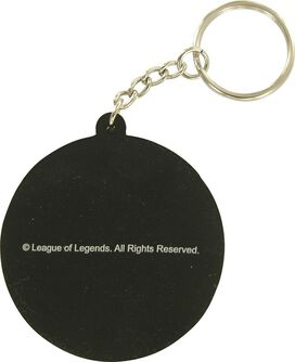 League of Legends Baron Face Keychain