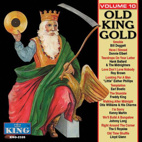 Old King Gold 10 / Various