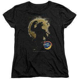 Moon Pie Howling Moon Pie Short Sleeve Womens Tee T-Shirt