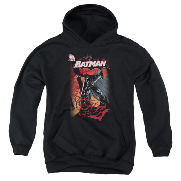 Batman #655 Cover Youth Pull Over Hoodie