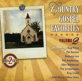 Various Artists - Country Gospel Favorites, Vol. 2