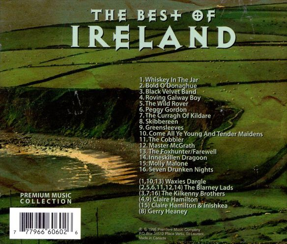 Music Of Ireland 0300