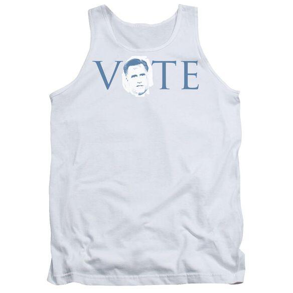 Vote Romney Adult Tank