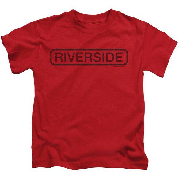 Riverside Riverside Vintage Short Sleeve Juvenile T-Shirt