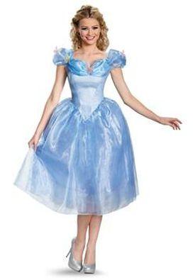 Cinderella Movie Deluxe Adult Costume