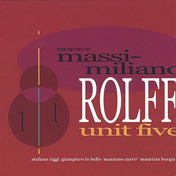 Massimiliano Rolff - Unit Five