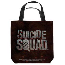 Suicide Squad Suicide Squad Logo Tote Bag