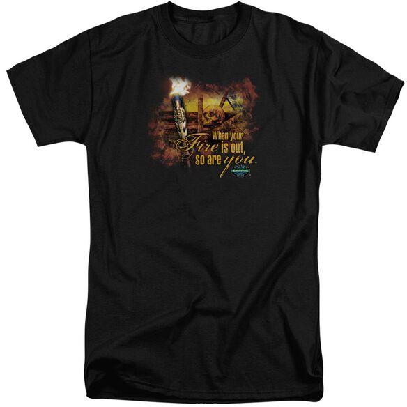 SURVIVOR FIRES OUT-S/S T-Shirt