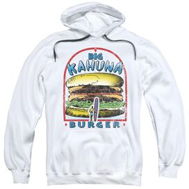 Pulp Fiction Big Kahuna Burger Adult Pull Over Hoodie