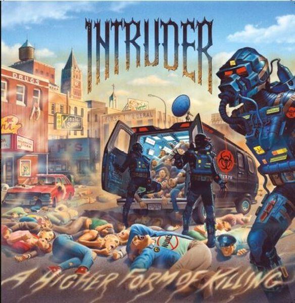 Intruder - A Higher Form Of Killing