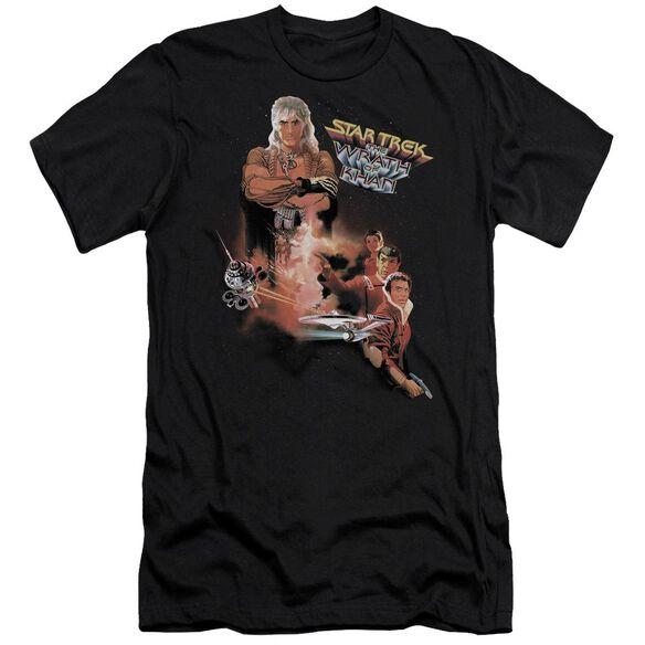 Star Trek Wrath Of Khan(Movie) Short Sleeve Adult T-Shirt