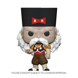 Funko Pop! Animation: Dragon Ball Z S9- Dr. Gero