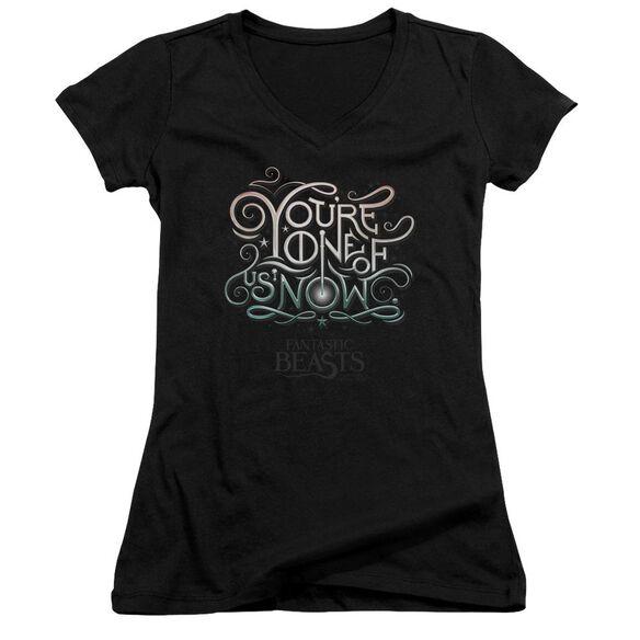 Fantastic Beasts One Of Us Junior V Neck T-Shirt