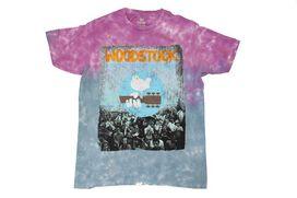 Woodstock Tie Dye T-Shirt