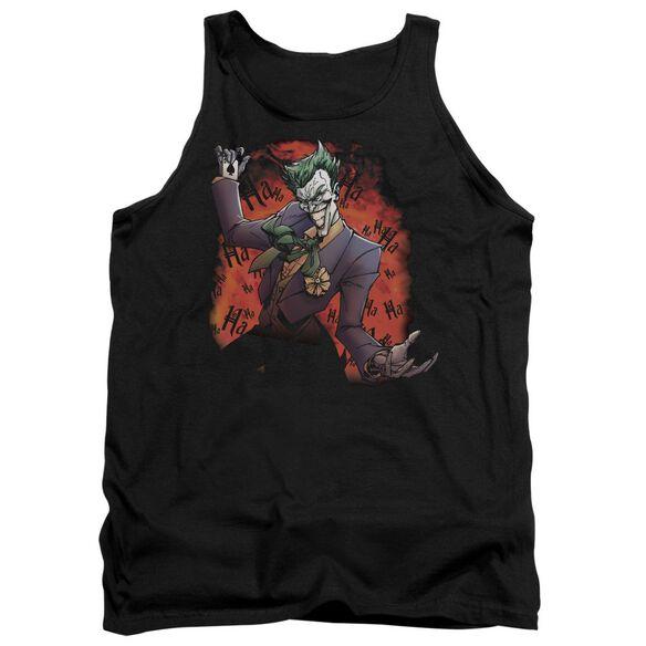 Batman Joker's Ave Adult Tank