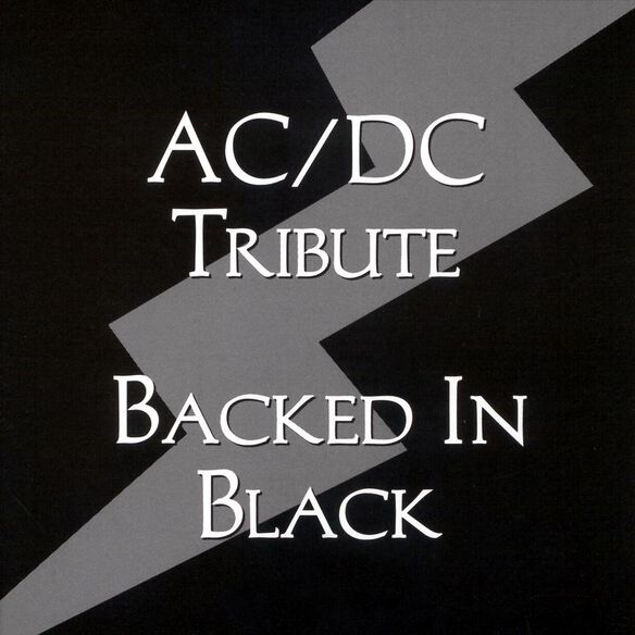 Backed In Black Tribute