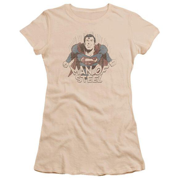 Superman Fly Away Premium Bella Junior Sheer Jersey